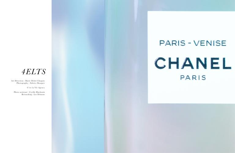 4elements_mariedebrechapuis_fabricebouquet_cestlavie_chanel_parisvenise